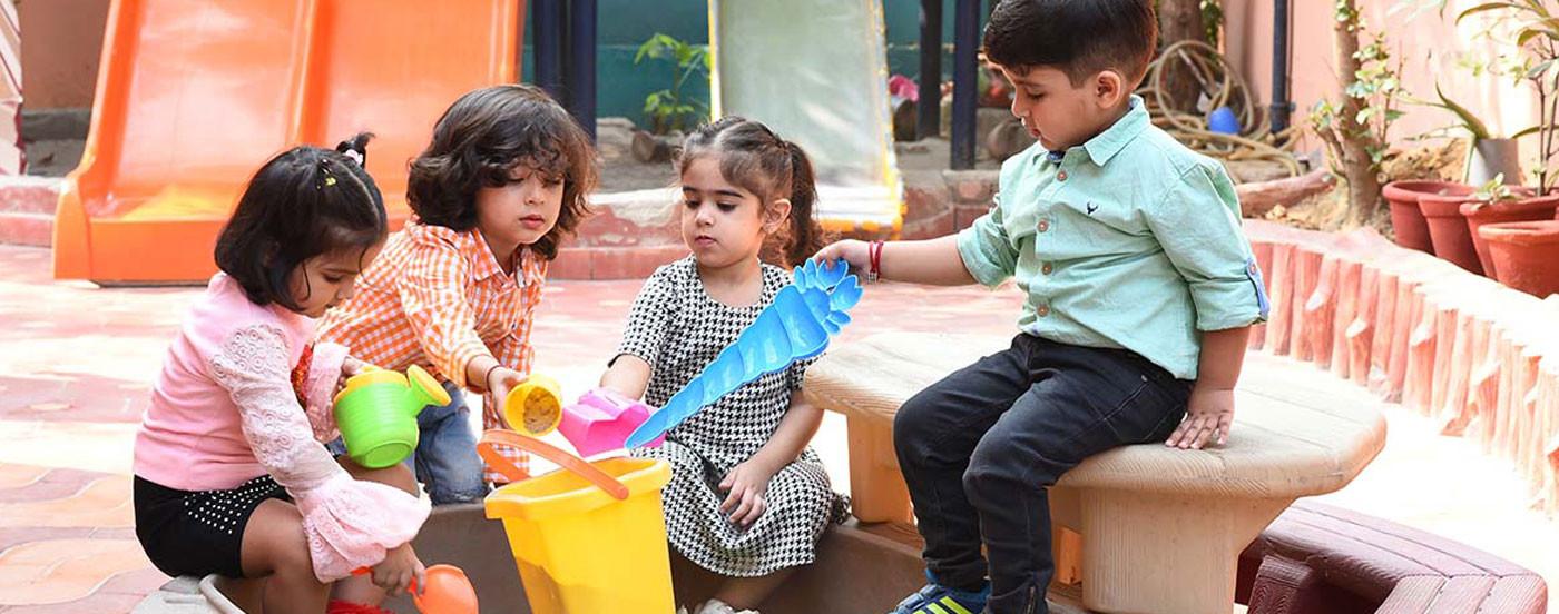 Where Children Play, Learn & Grow