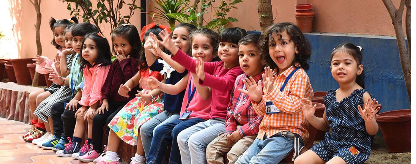 Where Children are Happy & Alive