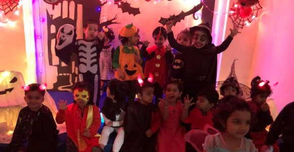 Halloween-comes-to-Eden-Castle-Preschool-1