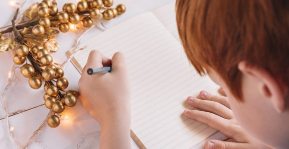 10 new year resolutions for a kid