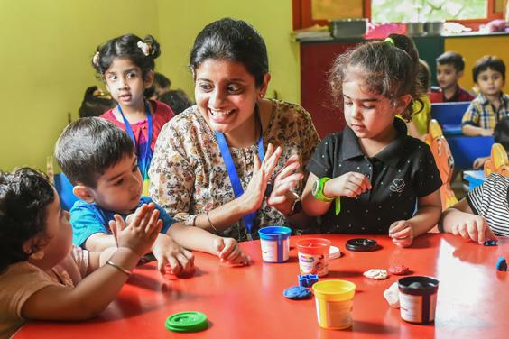 Eden-Castle-Preschool-in-Paschim-Vihar-New-Delhi