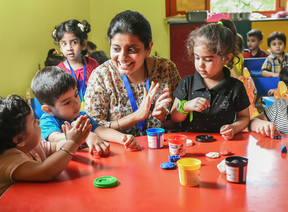 Eden-Castle-preschool-Paschim-Vihar-About-the-Preschool