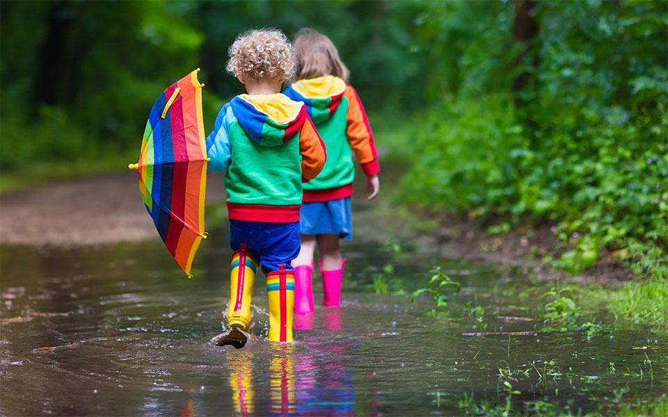 Rain-children