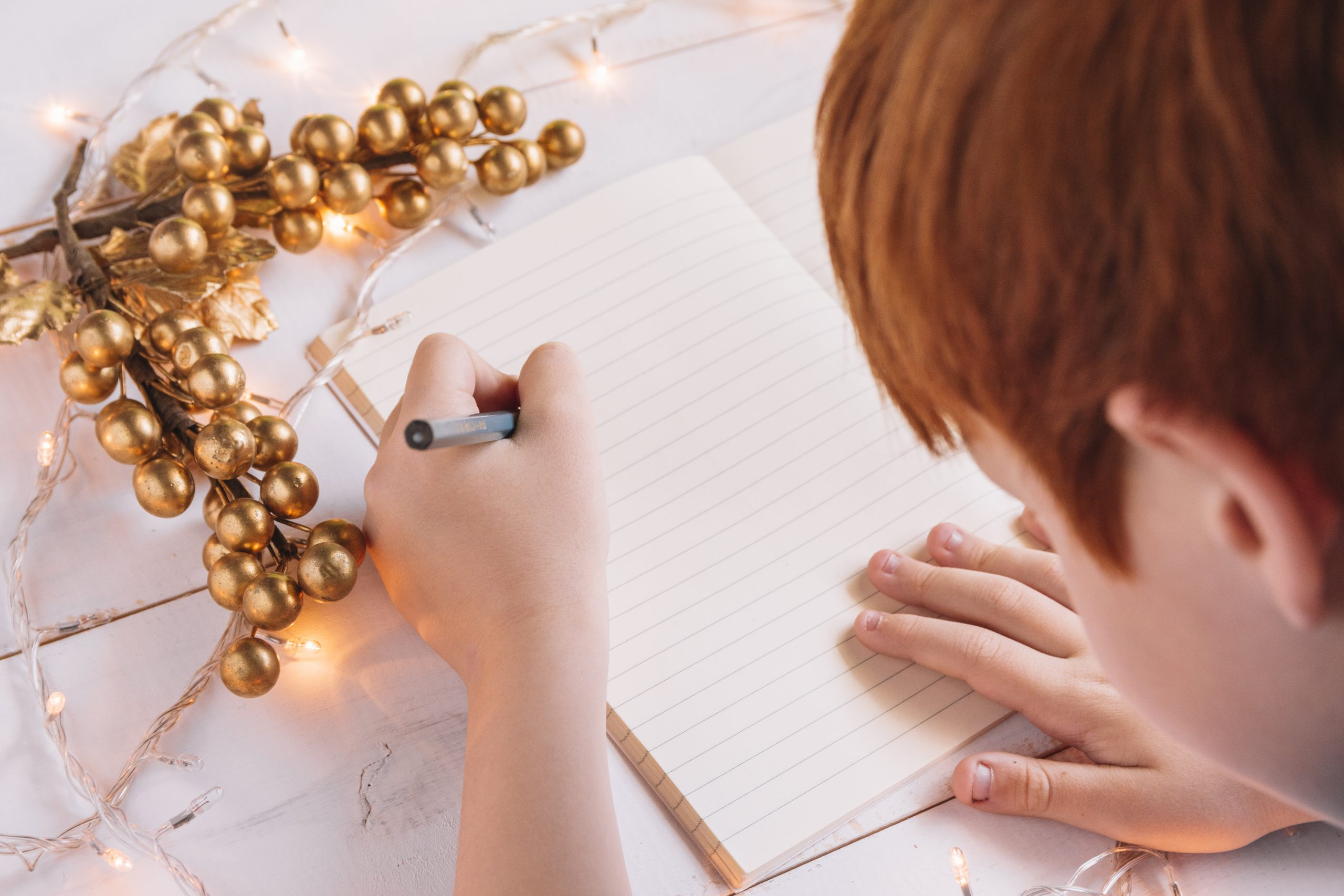 new year resolutions for a kid