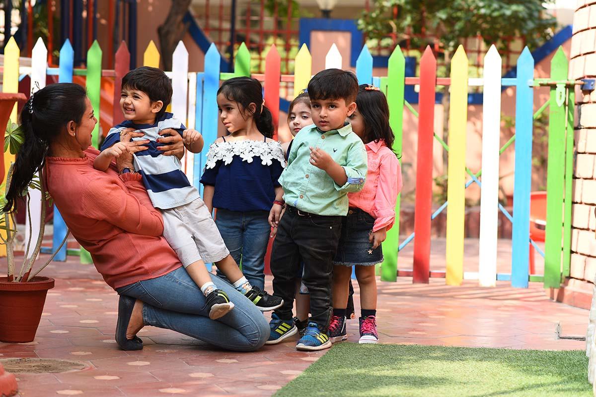 Best-Preschool in Delhi Eden Castle