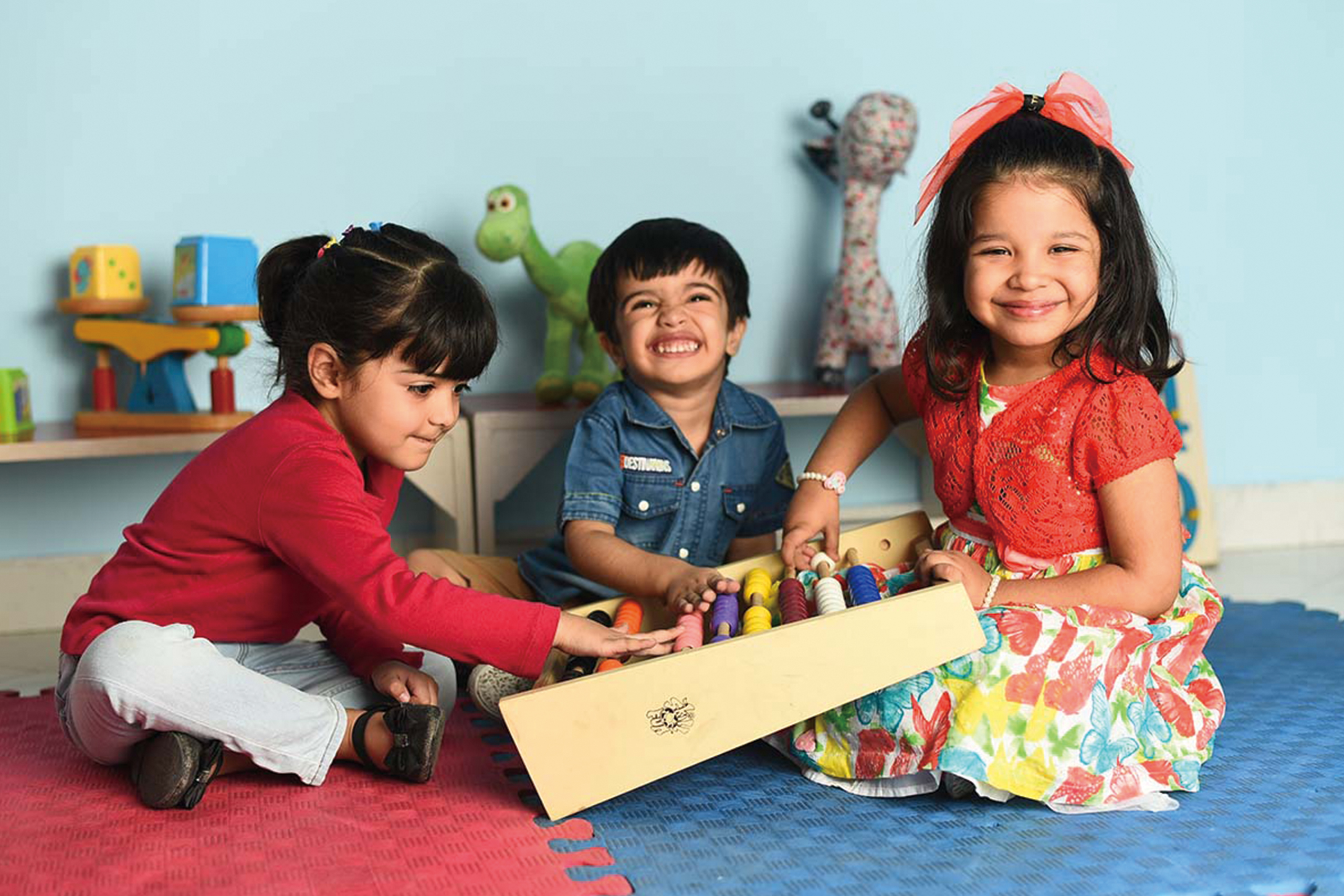 Preschool enrollment guidelines for parents